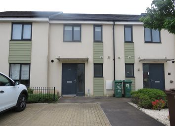 Thumbnail 2 bed terraced house for sale in Pennycross Close, Plymouth