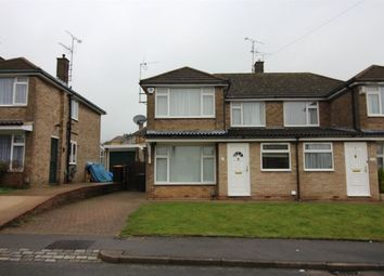 Thumbnail 3 bedroom property to rent in Goldstone Crescent, Dunstable