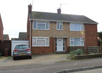 3 bed semi-detached house for sale in Silverdale Drive, Rainham, Gillingham, Kent ME8