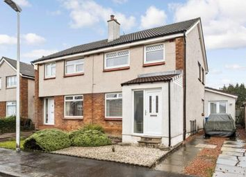 Thumbnail 4 bedroom semi-detached house for sale in Dalwhinnie Avenue, Blantyre, Glasgow, South Lanarkshire