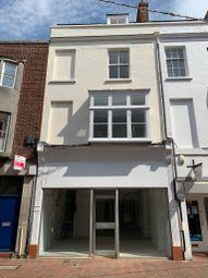 St Thomas Street, Weymouth DT4. Retail premises