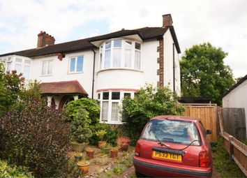 Thumbnail 4 bed semi-detached house for sale in Selwood Road, Croydon