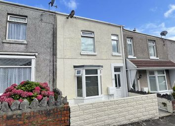 Thumbnail 2 bedroom terraced house for sale in Manselton Road, Manselton, Swansea