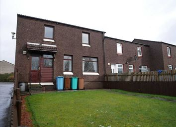 Thumbnail 2 bed end terrace house for sale in Ben Ledi Crescent, Cumbernauld, Glasgow