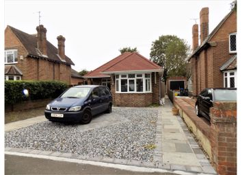 Thumbnail 2 bed detached bungalow for sale in Offington Avenue, Worthing
