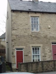 Thumbnail 4 bed end terrace house to rent in Whitham Road, Broomhill, Sheffield