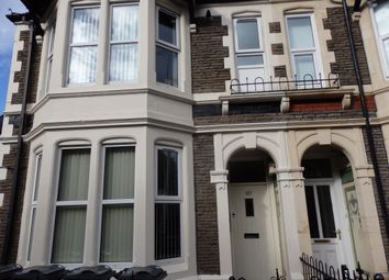 Thumbnail 2 bed flat to rent in Allensbank Road, Cardiff