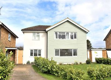 Thumbnail 4 bed detached house for sale in Felsted, Dunmow, Essex