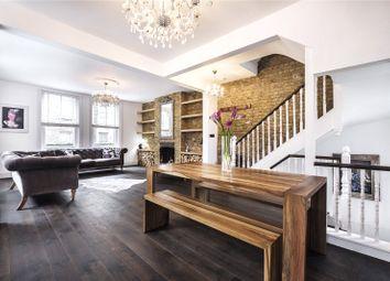 Thumbnail 3 bedroom maisonette for sale in Princelet Street, Spitalfields, London