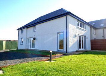 Thumbnail 4 bed detached house to rent in Kilconquhar Mains Farm, Kilconquhar, Leven
