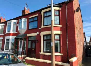 Thumbnail 4 bed end terrace house for sale in 25 Winterhey Avenue, Wallasey, Merseyside