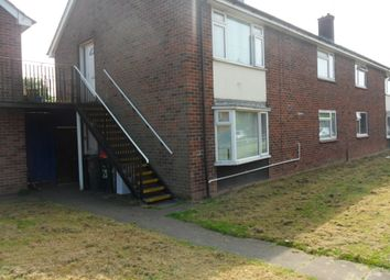 Thumbnail 2 bedroom maisonette to rent in Heather Road, Aldermans Green