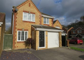 Thumbnail 3 bed detached house for sale in Chambers Close, Nursling, Southampton