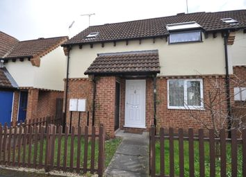 Thumbnail 2 bed end terrace house to rent in Stamps Close, Burton-On-Trent