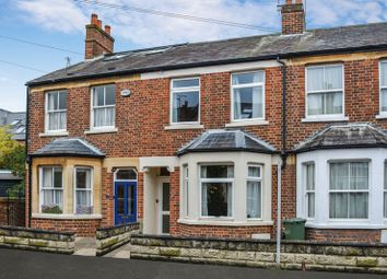 Thumbnail 3 bed terraced house for sale in Chilswell Road, Oxford