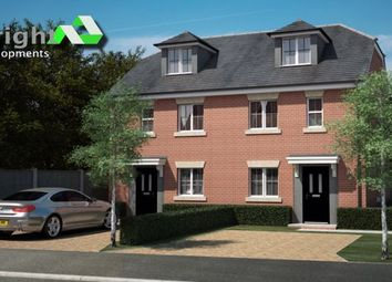 Thumbnail 3 bedroom semi-detached house for sale in Cornaway Lane, Fareham