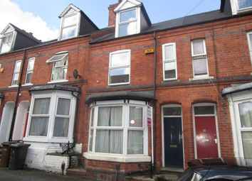 Thumbnail 4 bedroom terraced house for sale in Birrell Road, Forest Fields, Nottingham
