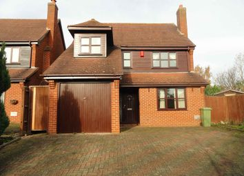 Thumbnail 4 bedroom detached house to rent in Morrison Court, Crownhill, Milton Keynes