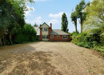Thumbnail 4 bed semi-detached house for sale in Uppingham Road, Houghton-On-The-Hill, Leicester
