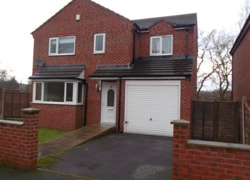 Thumbnail 4 bed detached house for sale in Faith Street, South Kirkby