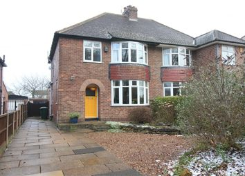 Thumbnail 4 bed semi-detached house for sale in Nursery Road, North Anston, Sheffield, South Yorkshire