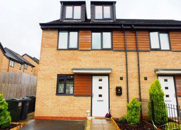 Thumbnail 3 bedroom semi-detached house for sale in Roundwood Avenue, Ravenscliffe, Bradford