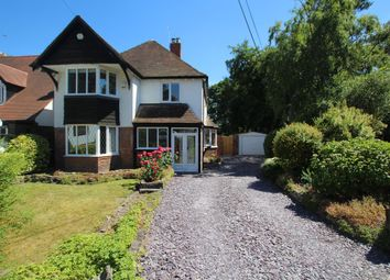 Thumbnail 4 bed detached house for sale in Orphanage Road, Birmingham