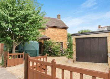 Thumbnail 4 bed detached house for sale in Woodbyth Road, Peterborough