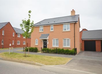 Thumbnail 4 bed detached house for sale in Mirabelle Close, Aylesbury