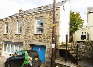 Thumbnail 2 bed flat for sale in Chapel Street, Camelford