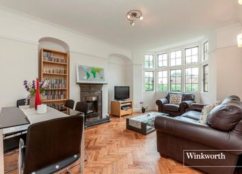 Thumbnail 1 bedroom flat to rent in Meadway Court, Meadway, London