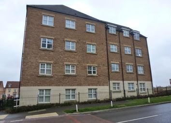Thumbnail 2 bedroom flat to rent in Evergreen Drive, Hampton Hargate, Peterborough