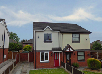 Thumbnail 2 bed semi-detached house for sale in Shortland Place, Wigan, Lancashire
