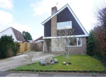 Thumbnail 2 bedroom detached house for sale in Tourney Road, Bournemouth