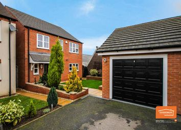 Thumbnail 4 bed detached house for sale in Ragstone Close, Walsall