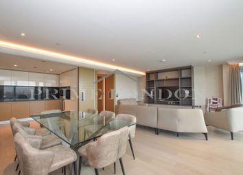 Merano Residences, 30 Albert Embankment, South Bank SE1. 3 bed flat for sale