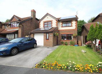 Thumbnail 4 bed detached house for sale in Millersgate, Cottam, Preston, Lancashire