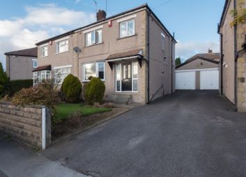 Thumbnail 3 bedroom semi-detached house for sale in Grove House Crescent, Bradford