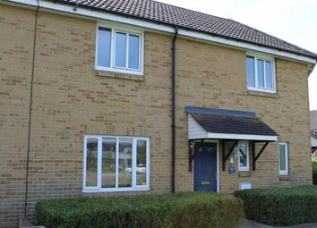 Thumbnail 2 bed terraced house to rent in New College Walk, Swindon