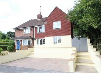 2 bed semi-detached house for sale in Woodside Road, Guildford, Surrey GU2