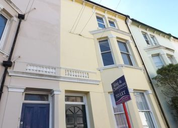 Thumbnail 2 bed flat to rent in 11 Vere Road, Brighton