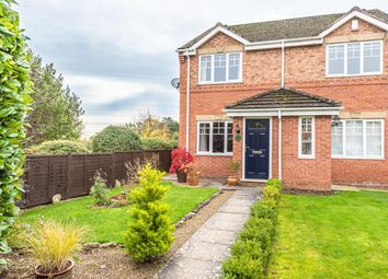 Thumbnail 2 bed semi-detached house for sale in 12 Mole End, Pickering, North Yorkshire