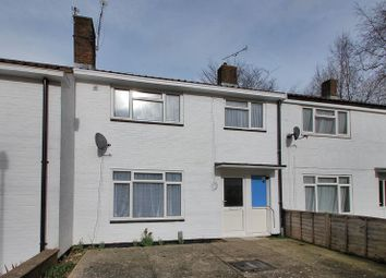 Thumbnail 3 bed terraced house for sale in Vanners, Northgate, Crawley West Sussex