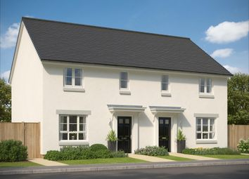 """Thumbnail 3 bedroom semi-detached house for sale in """"Traquair"""" at Mey Avenue, Inverness"""