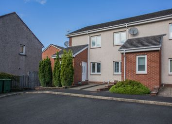 Thumbnail 2 bed end terrace house for sale in 24c Williamson Place, Johnstone