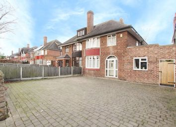 Thumbnail 3 bed semi-detached house for sale in Russell Drive, Wollaton, Nottingham