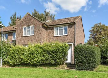Thumbnail 4 bedroom semi-detached house for sale in Bullbrook, Bracknell