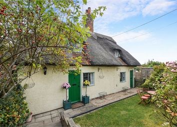 Thumbnail 2 bed cottage for sale in The Green, Quainton, Buckinghamshire.