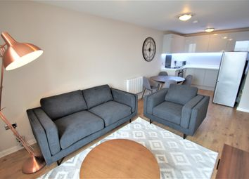 Thumbnail 2 bed flat to rent in Jesse Hartley Way, Liverpool