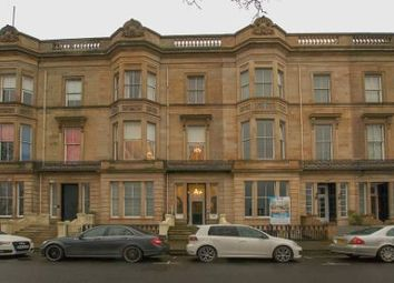 Thumbnail 3 bed flat to rent in Park Gardens, Park, Glasgow